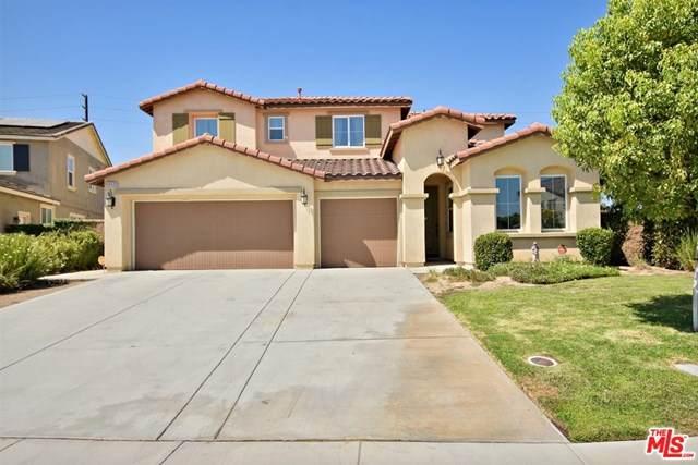 14429 Badger Lane, Eastvale, CA 92880 (#20604150) :: Allison James Estates and Homes