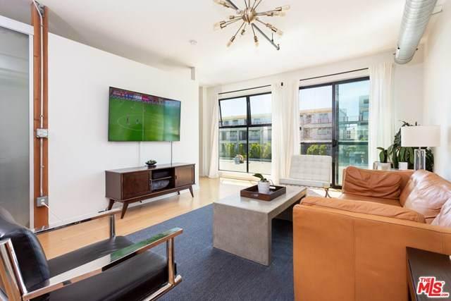 4115 Glencoe Avenue #309, Marina Del Rey, CA 90292 (#20603904) :: Sperry Residential Group