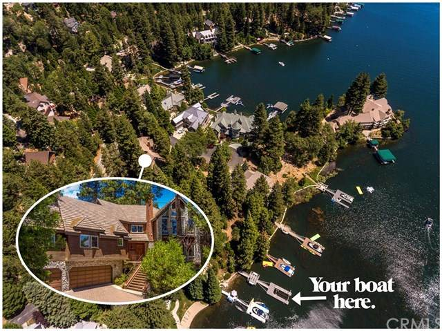 160 Shorewood Drive, Lake Arrowhead, CA 92352 (#EV20138905) :: Sperry Residential Group