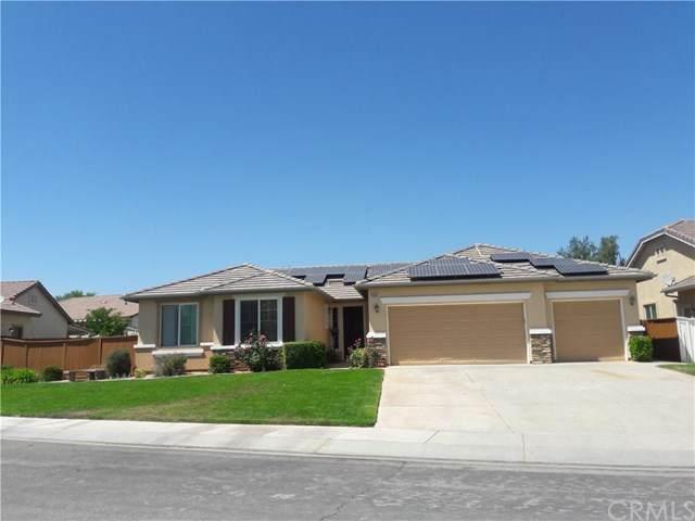 1444 Hunter Moon Way, Beaumont, CA 92223 (#EV20138712) :: A|G Amaya Group Real Estate
