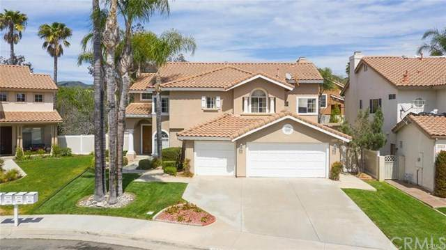 23516 Gingerbread Drive, Murrieta, CA 92562 (#SW20137303) :: Rogers Realty Group/Berkshire Hathaway HomeServices California Properties