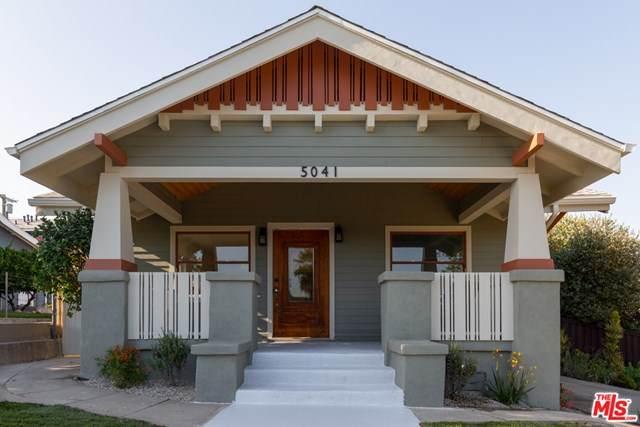 5041 Stratford Road, Los Angeles (City), CA 90042 (#20604306) :: A|G Amaya Group Real Estate