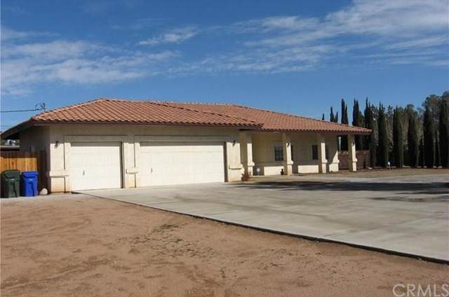 19886 Serrano Road, Apple Valley, CA 92307 (#AR20139066) :: RE/MAX Masters