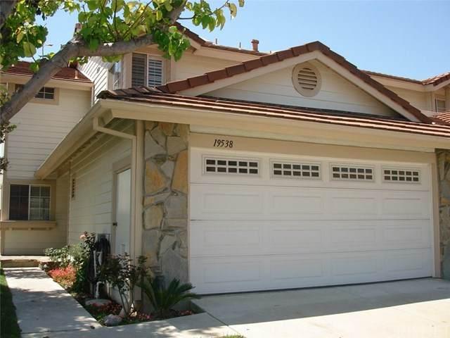 19538 Crystal Ridge Lane, Porter Ranch, CA 91326 (#SR20139154) :: Team Tami