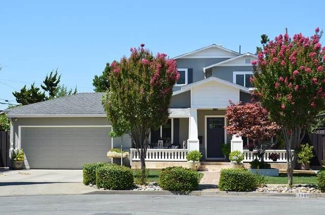 1961 Wilfred Way, San Jose, CA 95124 (#ML81801114) :: The Brad Korb Real Estate Group