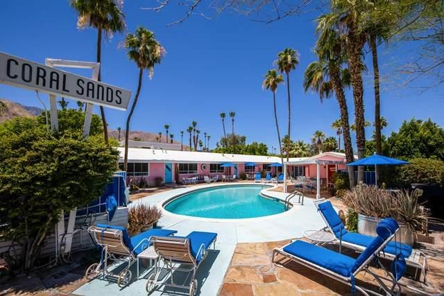 210 W Stevens Road A, Palm Springs, CA 92262 (#219046050PS) :: Veronica Encinas Team