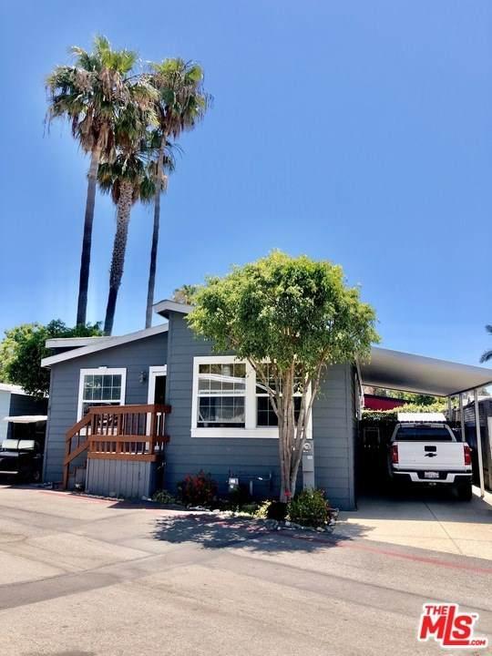 193 Paradise Cove Rd., Malibu, CA 90265 (#20603504) :: Compass
