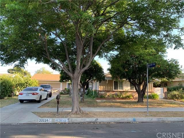 22226 Cohasset Street, Canoga Park, CA 91303 (#SR20139307) :: RE/MAX Empire Properties