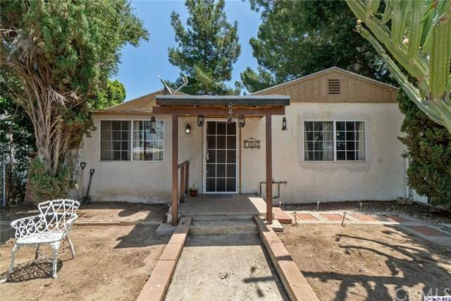 10842 Oro Vista Avenue, Sunland, CA 91040 (#320002391) :: Berkshire Hathaway HomeServices California Properties