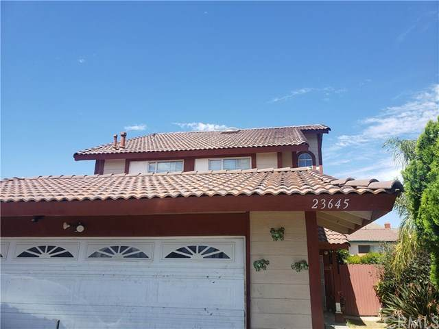 23645 Misty Glade Court, Moreno Valley, CA 92557 (#DW20138688) :: Team Tami
