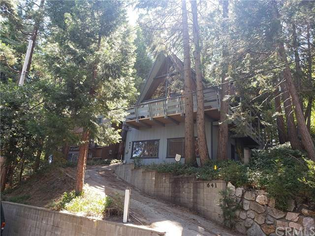 641 Buckingham, Lake Arrowhead, CA 92352 (#EV20139493) :: Mainstreet Realtors®