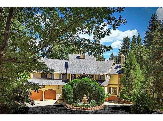 27802 Hamiltair Drive, Lake Arrowhead, CA 92352 (#EV20139648) :: Berkshire Hathaway HomeServices California Properties