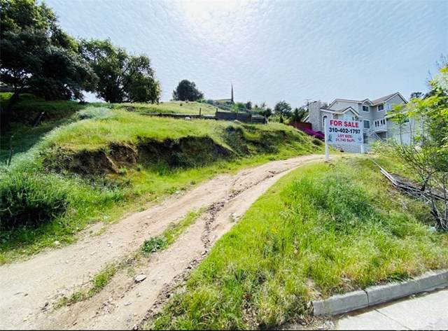 0 Sunland Blvd, Shadow Hills, CA 91040 (#BB20139721) :: The Brad Korb Real Estate Group