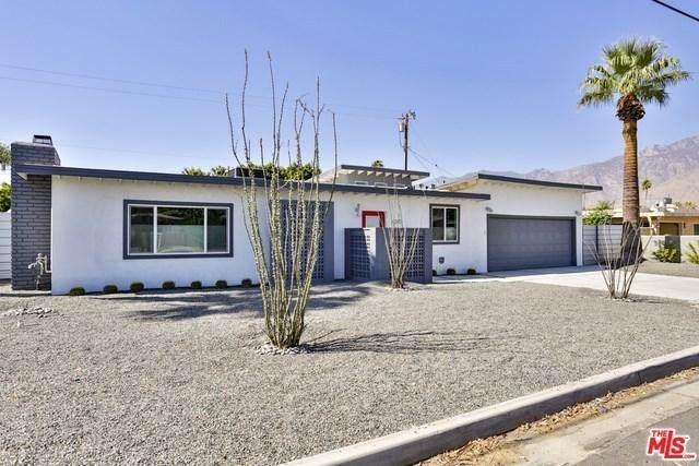 4345 E Camino Parocela, Palm Springs, CA 92264 (#219046083PS) :: Z Team OC Real Estate
