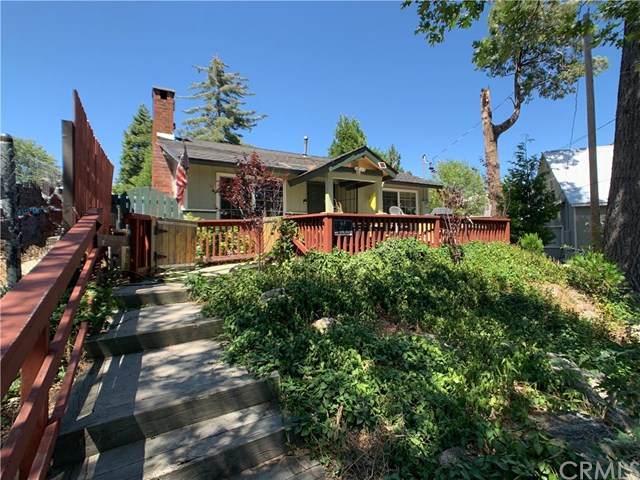 26452 Alpine Lane, Twin Peaks, CA 92391 (#EV20139794) :: Berkshire Hathaway HomeServices California Properties