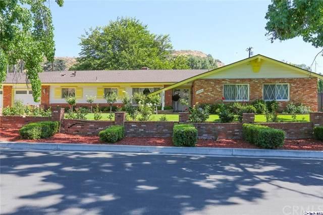 10624 Artrude Street, Shadow Hills, CA 91040 (#320002357) :: The Brad Korb Real Estate Group