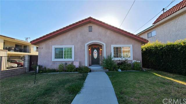 419 N Nicholson Avenue, Monterey Park, CA 91755 (#AR20138725) :: Frank Kenny Real Estate Team
