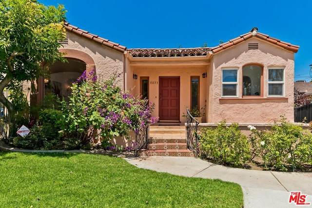 8853 Cashio Street, Los Angeles (City), CA 90035 (#20603408) :: Frank Kenny Real Estate Team