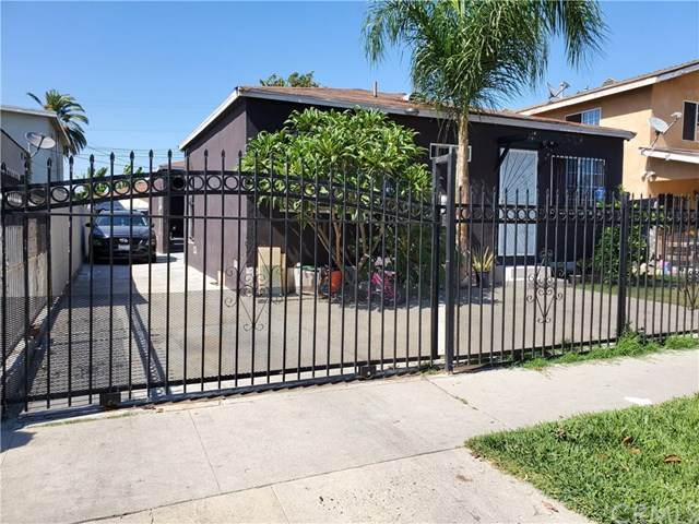 123 E 95th Street, Los Angeles (City), CA 90003 (#DW20139690) :: Frank Kenny Real Estate Team