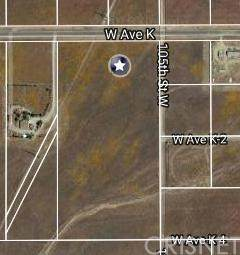 10550 Vac/Ave K/Vic 105 Stw, Del Sur, CA 93536 (#SR20140432) :: Allison James Estates and Homes