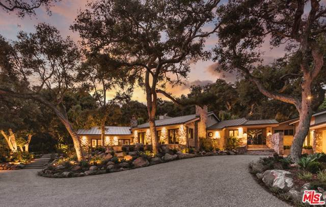 848 Rockbridge Road, Montecito, CA 93108 (#20598250) :: Sperry Residential Group
