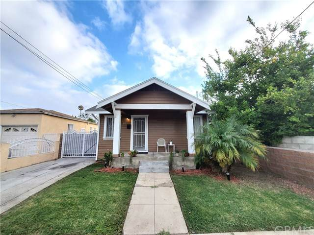 439 E 98th Street, Inglewood, CA 90301 (#IN20139788) :: Sperry Residential Group