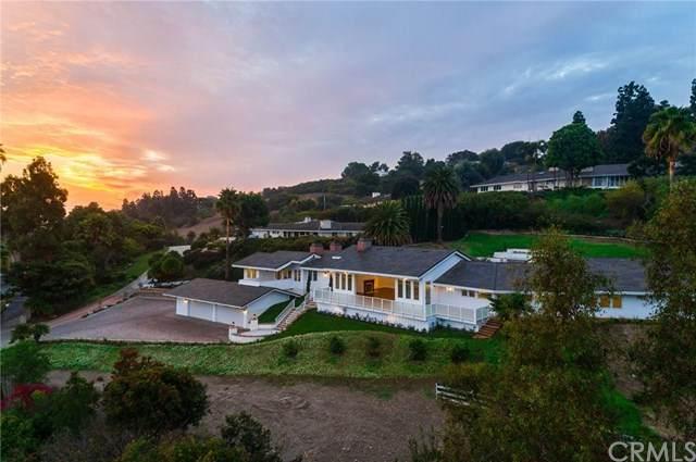 2864 Palos Verdes Drive N, Rolling Hills, CA 90274 (#SB20137597) :: Millman Team