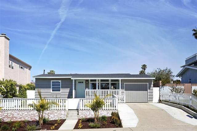 760 Van Nuys St, San Diego, CA 92109 (#200033579) :: Bob Kelly Team