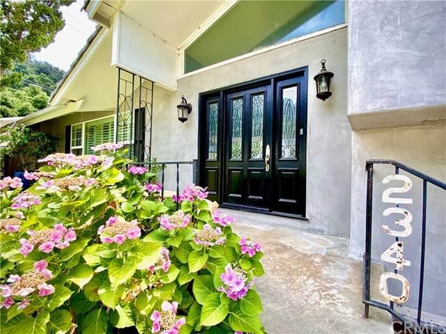2340 Oak Park Road, Glendora, CA 91741 (#IV20130232) :: Sperry Residential Group