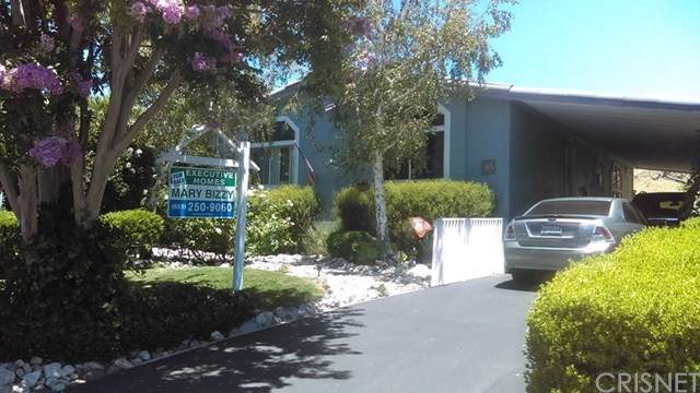 30000 Sand Canyon Rd #65, Canyon Country, CA 91387 (#SR20141829) :: eXp Realty of California Inc.