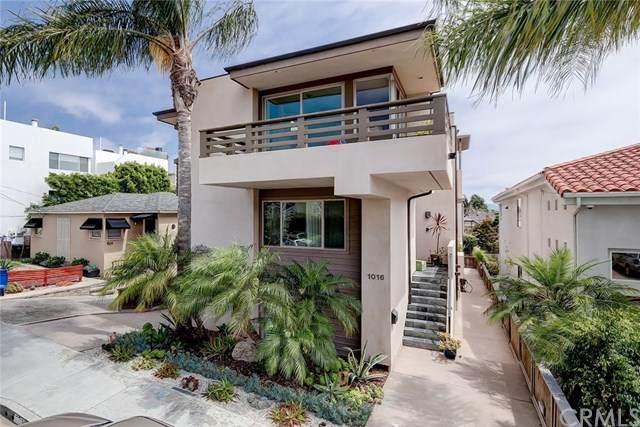 1018 17th Street, Hermosa Beach, CA 90254 (#SB20134549) :: Bathurst Coastal Properties
