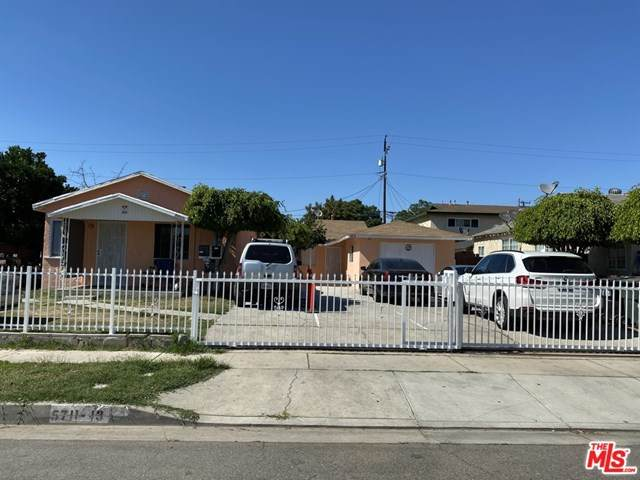5711 Cecilia Street, Bell Gardens, CA 90201 (#20606850) :: Allison James Estates and Homes