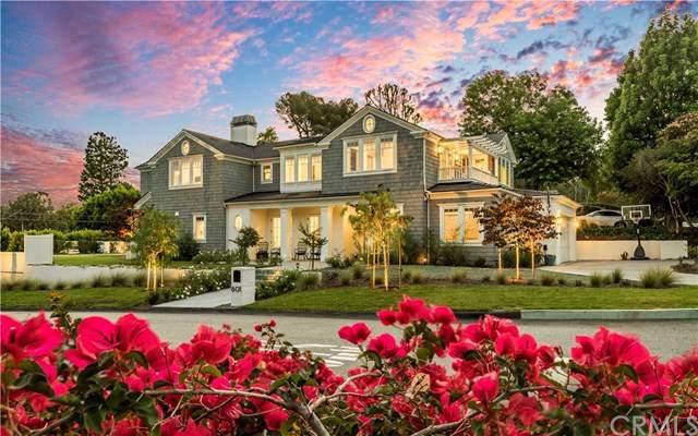 601 Via Gorrion, Palos Verdes Estates, CA 90274 (#SB20143506) :: Compass