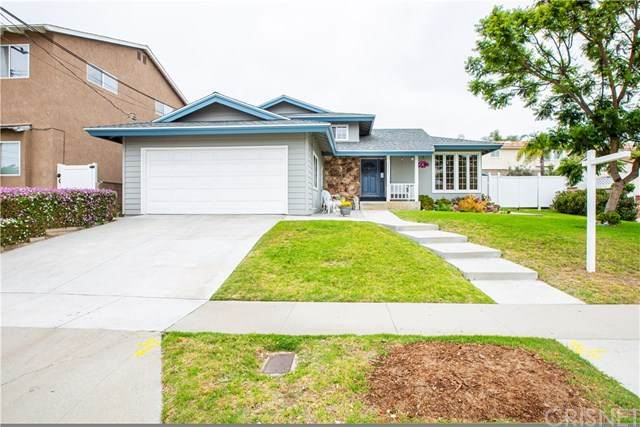 2367 W 229th Place, Torrance, CA 90501 (#SR20144133) :: Compass
