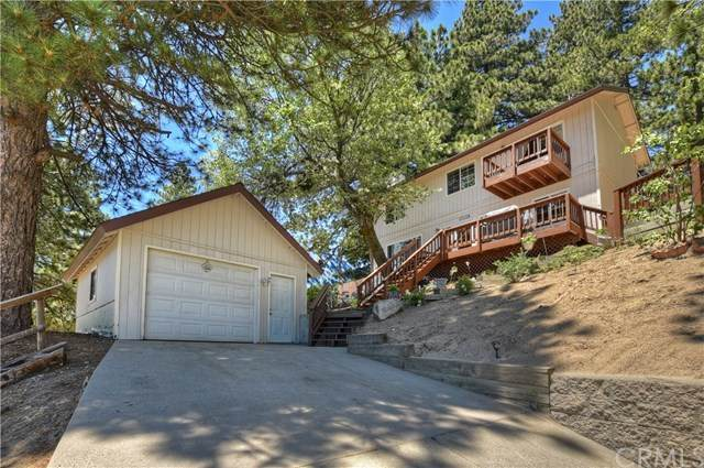 30858 All View Drive, Running Springs, CA 92382 (#EV20144198) :: Allison James Estates and Homes