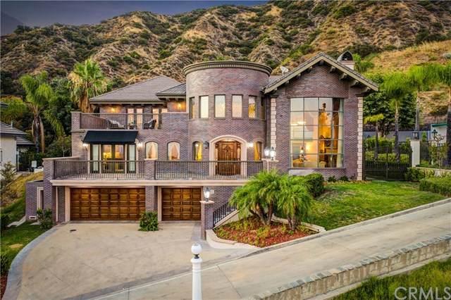 515 Lotus Lane, Sierra Madre, CA 91024 (#AR20143483) :: The Laffins Real Estate Team