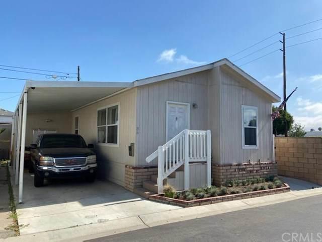 17024 S Western Avenue #36, Gardena, CA 90247 (#DW20144555) :: RE/MAX Masters