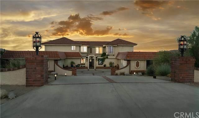 7463 Fairway Drive, Yucca Valley, CA 92284 (#JT20145237) :: Z Team OC Real Estate