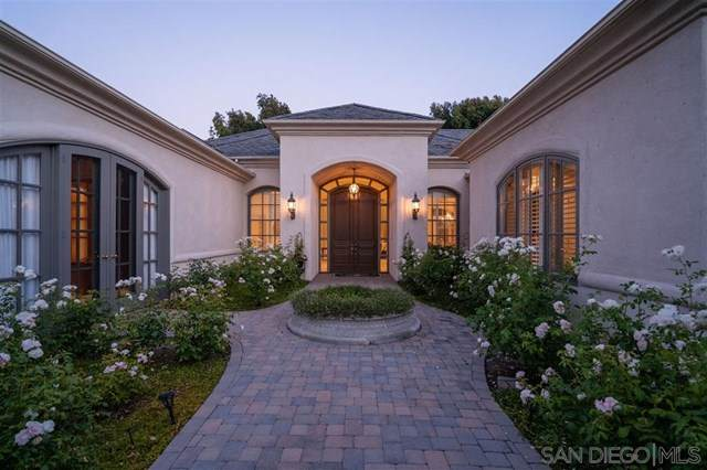 14445 Emerald Lane, Rancho Santa Fe, CA 92067 (#200034579) :: The Laffins Real Estate Team