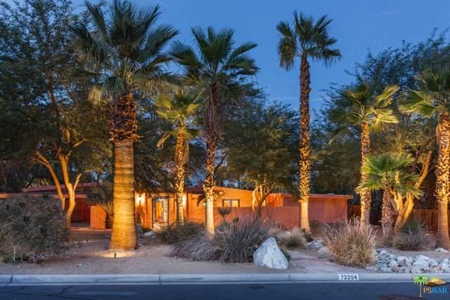 72204 Rancho Road, Rancho Mirage, CA 92270 (#20608132) :: The Najar Group