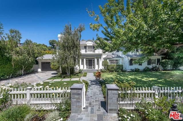 3816 Longridge Avenue, Sherman Oaks, CA 91423 (#20607730) :: The Najar Group