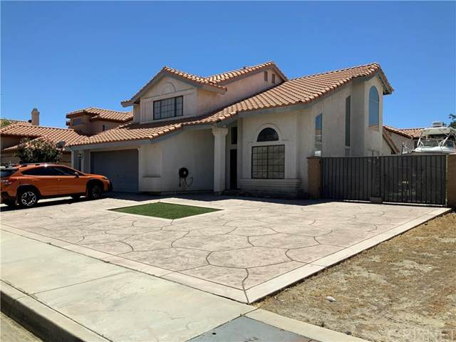 37509 Arbor Lane, Palmdale, CA 93552 (#SR20145440) :: Allison James Estates and Homes