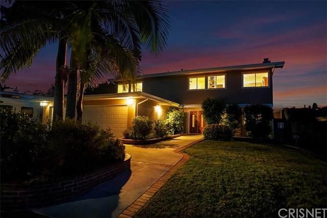 6410 Ellenview Avenue, West Hills, CA 91307 (#SR20145644) :: Allison James Estates and Homes