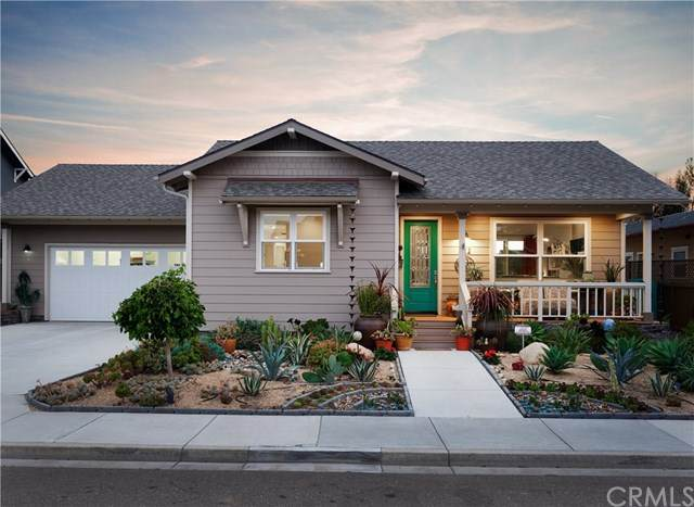 322 Myrtle Drive, Arroyo Grande, CA 93420 (#PI20144870) :: Sperry Residential Group
