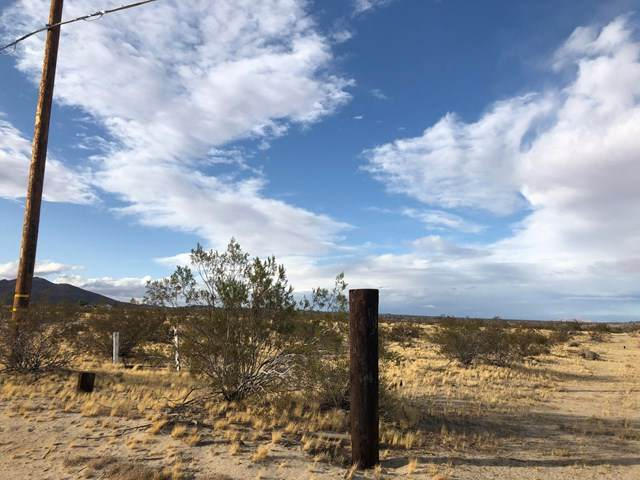 0 Two Mile Road, Joshua Tree, CA 92252 (#219046519DA) :: Sperry Residential Group