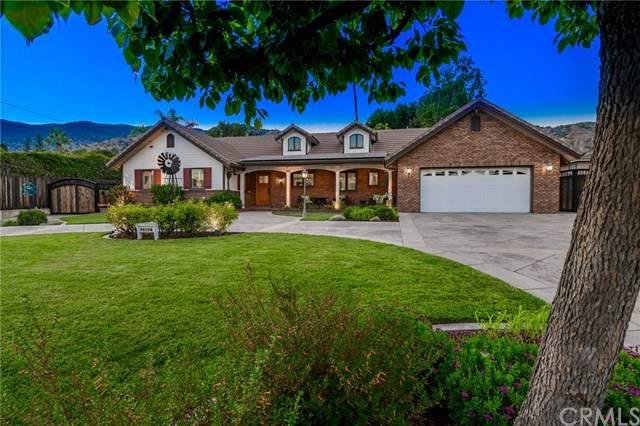 809 E Palm Drive, Glendora, CA 91741 (#CV20144043) :: Sperry Residential Group