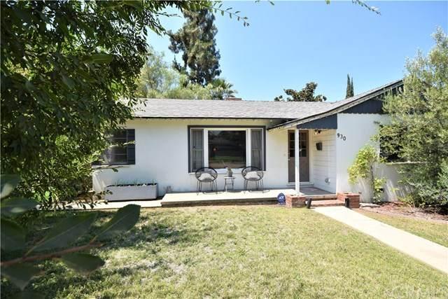 930 Monterey Street, Redlands, CA 92373 (#IV20143682) :: Go Gabby