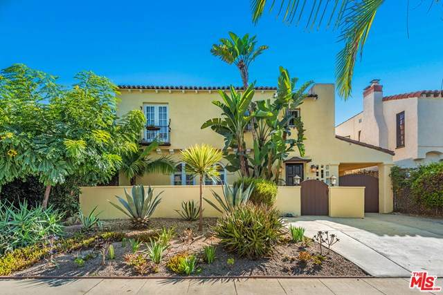 6250-52 Commodore Sloat Drive, Los Angeles (City), CA 90048 (#20607388) :: The Miller Group