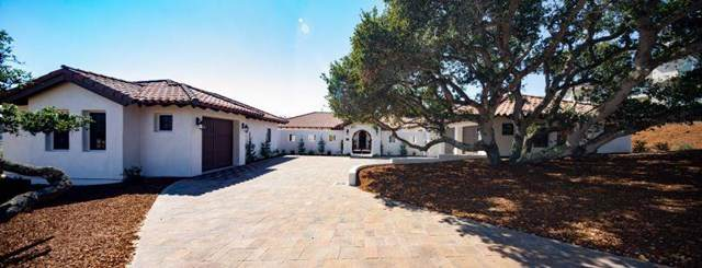 502 Estrella D'oro, Monterey, CA 93940 (#ML81802687) :: Bob Kelly Team