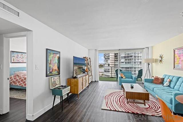 1830 Avenida Del Mundo #1103, Coronado, CA 92118 (#200034953) :: Camargo & Wilson Realty Team